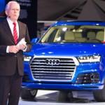 2016 Audi Q7 e-tron Plug-in hybrid