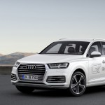 audi launches q7 e-tron